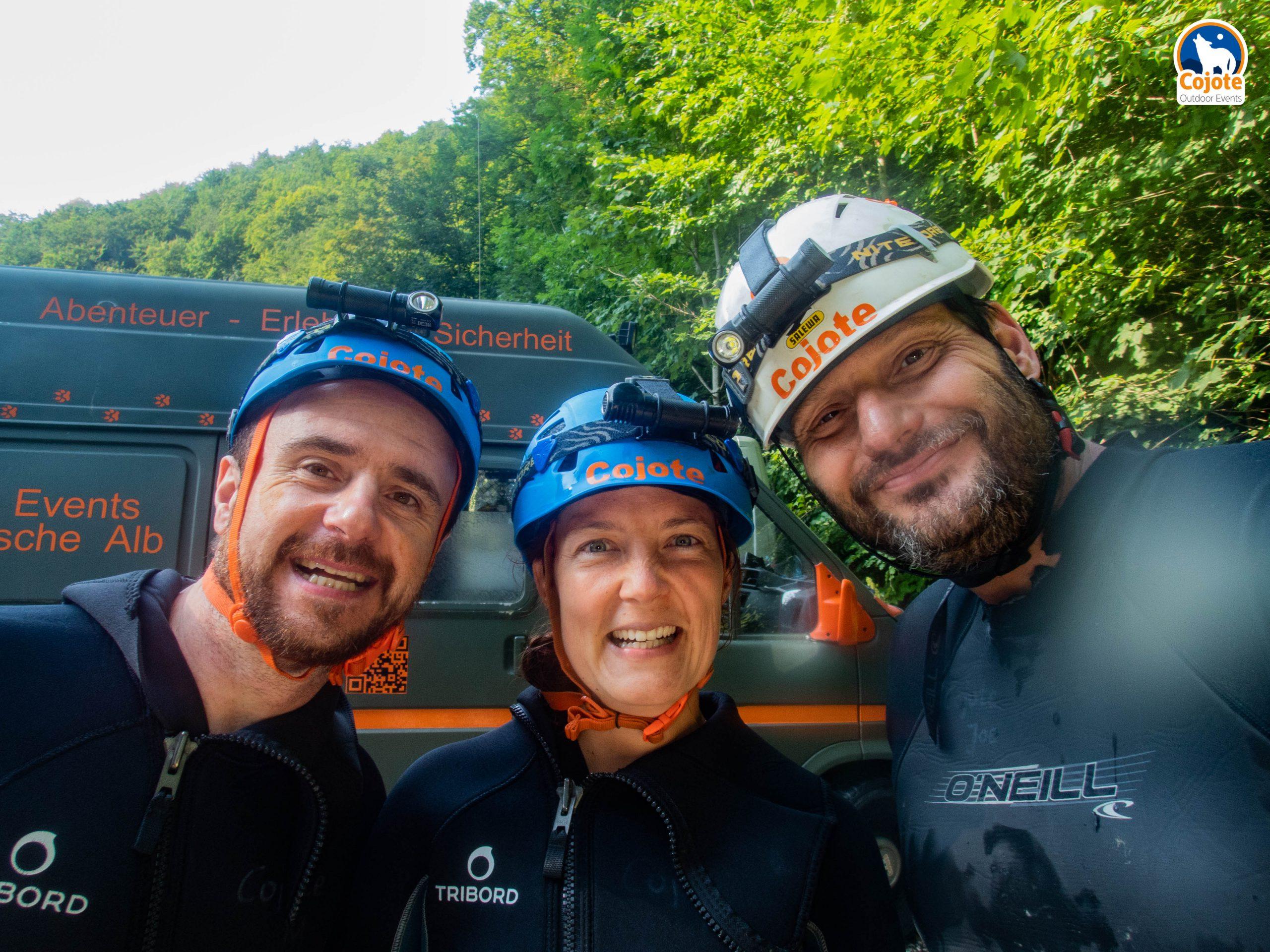 Podcast über uns und unsere Höhlentouren bei Heimat Verliebt