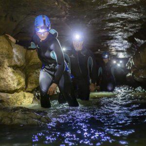 Höhlentour Falkensteiner Höhle
