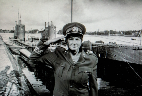 Conny der Kapitän